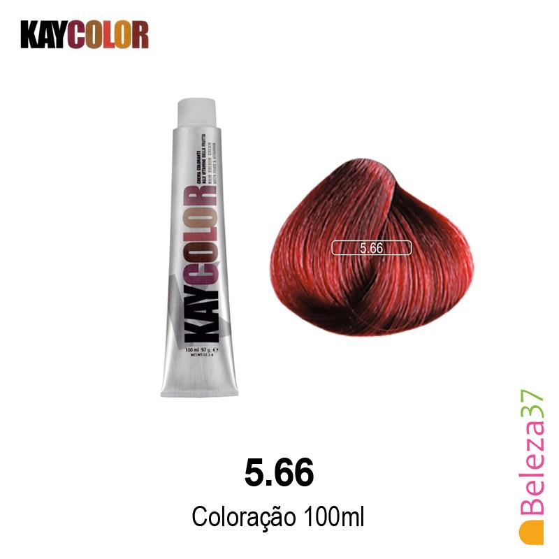 KayColor Coloração 100ml - Cor 5.66