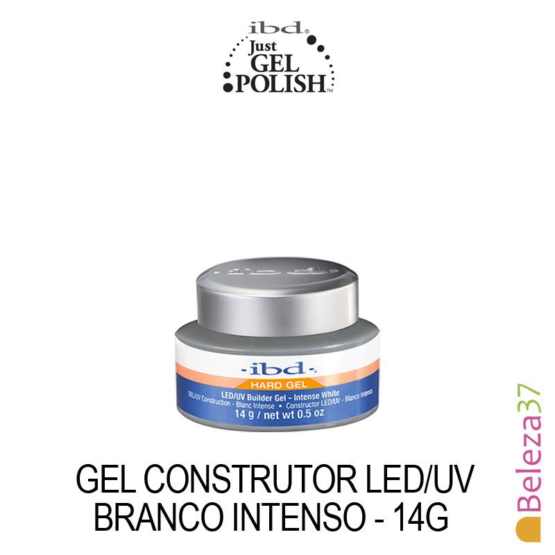 IBD – Gel Construtor LED/UVBranco Intenso 14g