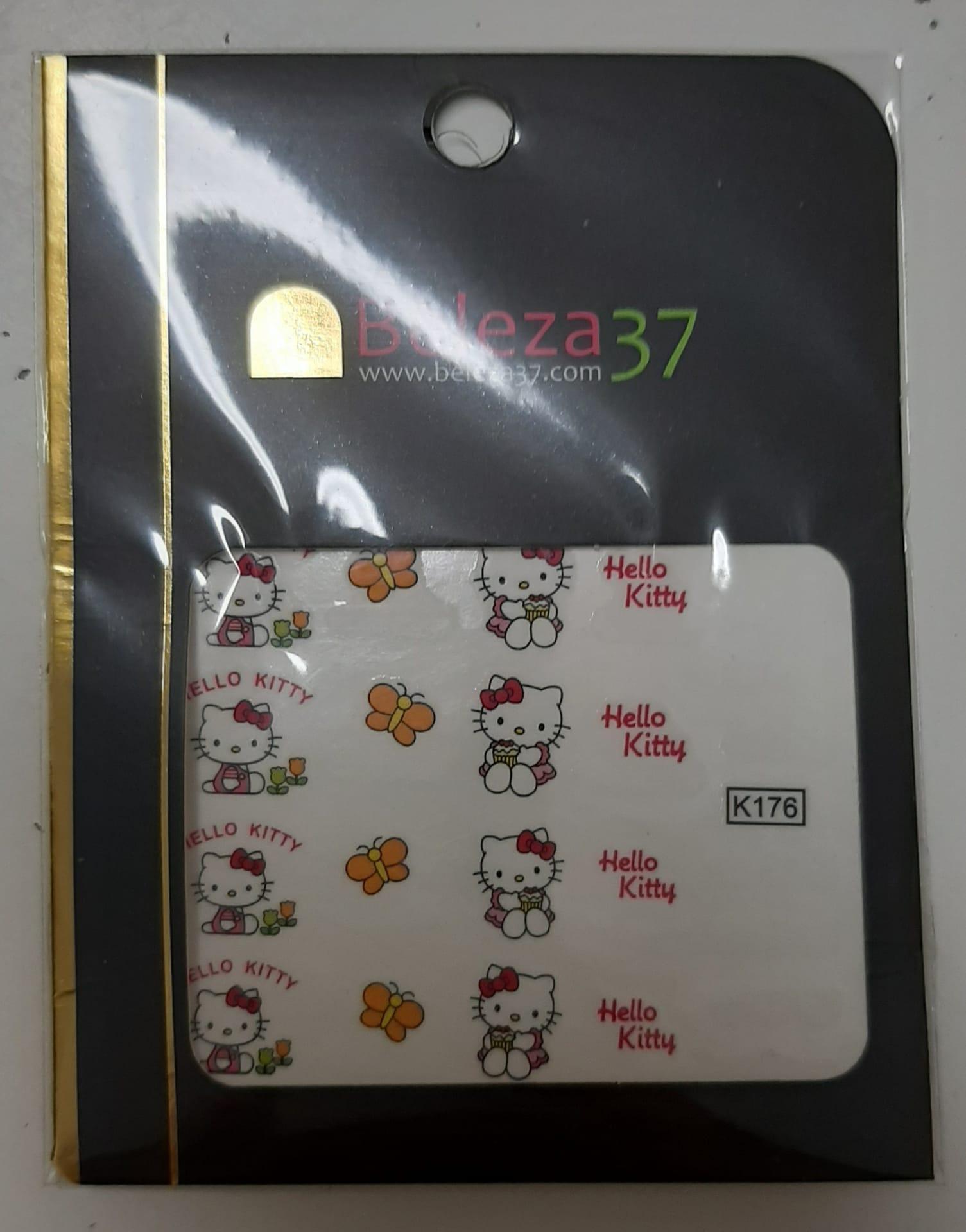 Decalques da Hello Kitty (K176)