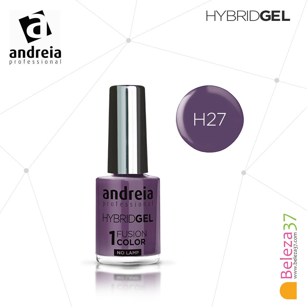 Hybrid Gel Andreia – Fusion Color H27