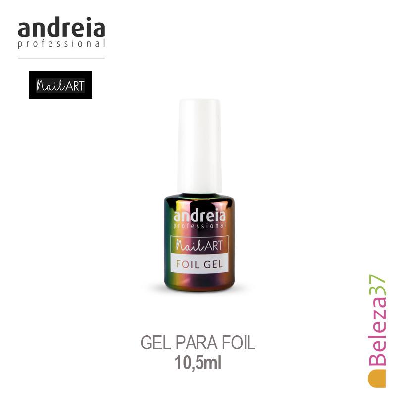 Foil Gel Andreia para Nail Art 10,5ml