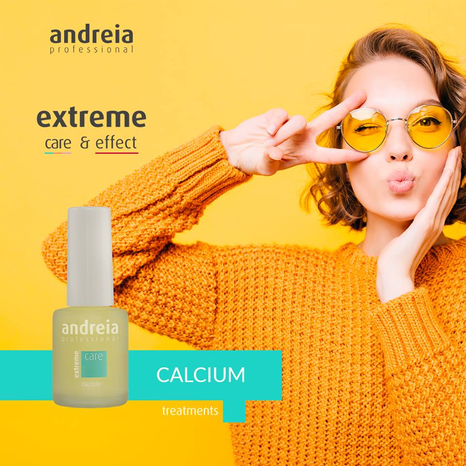Andreia Extreme Care - Cálcio 10,5ml