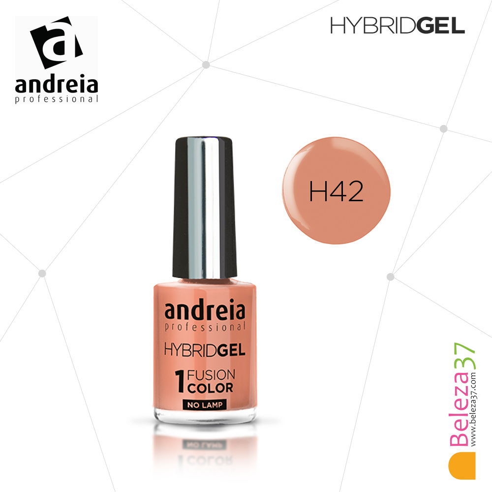Hybrid Gel Andreia – Fusion Color H42