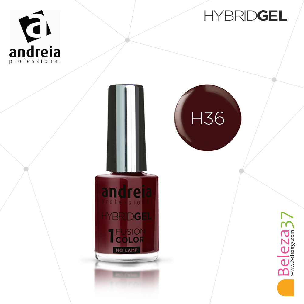 Hybrid Gel Andreia – Fusion Color H36