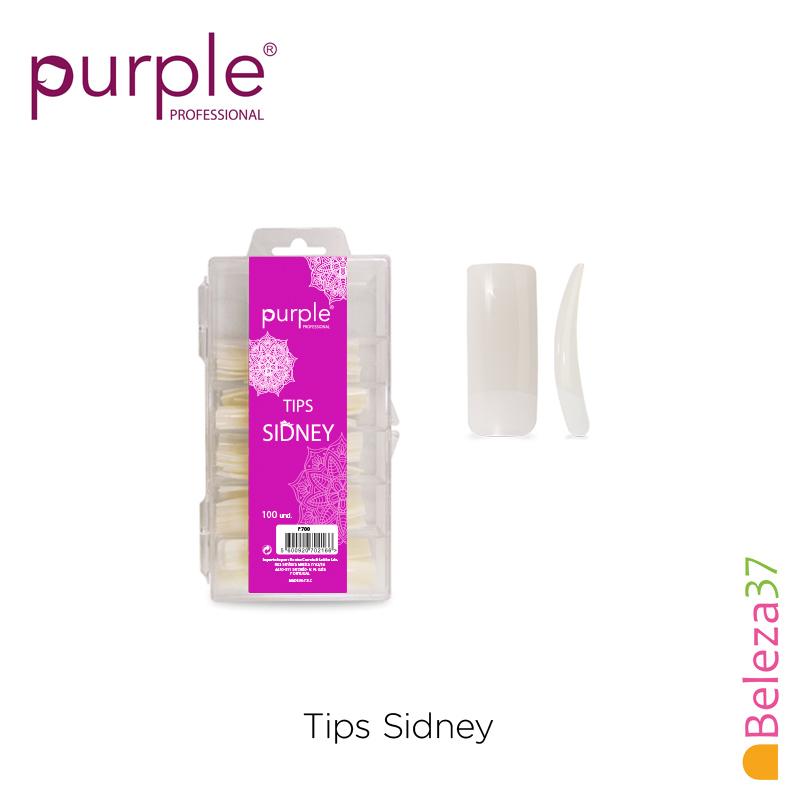 PURPLE – Tips Sidney (100 unidades)