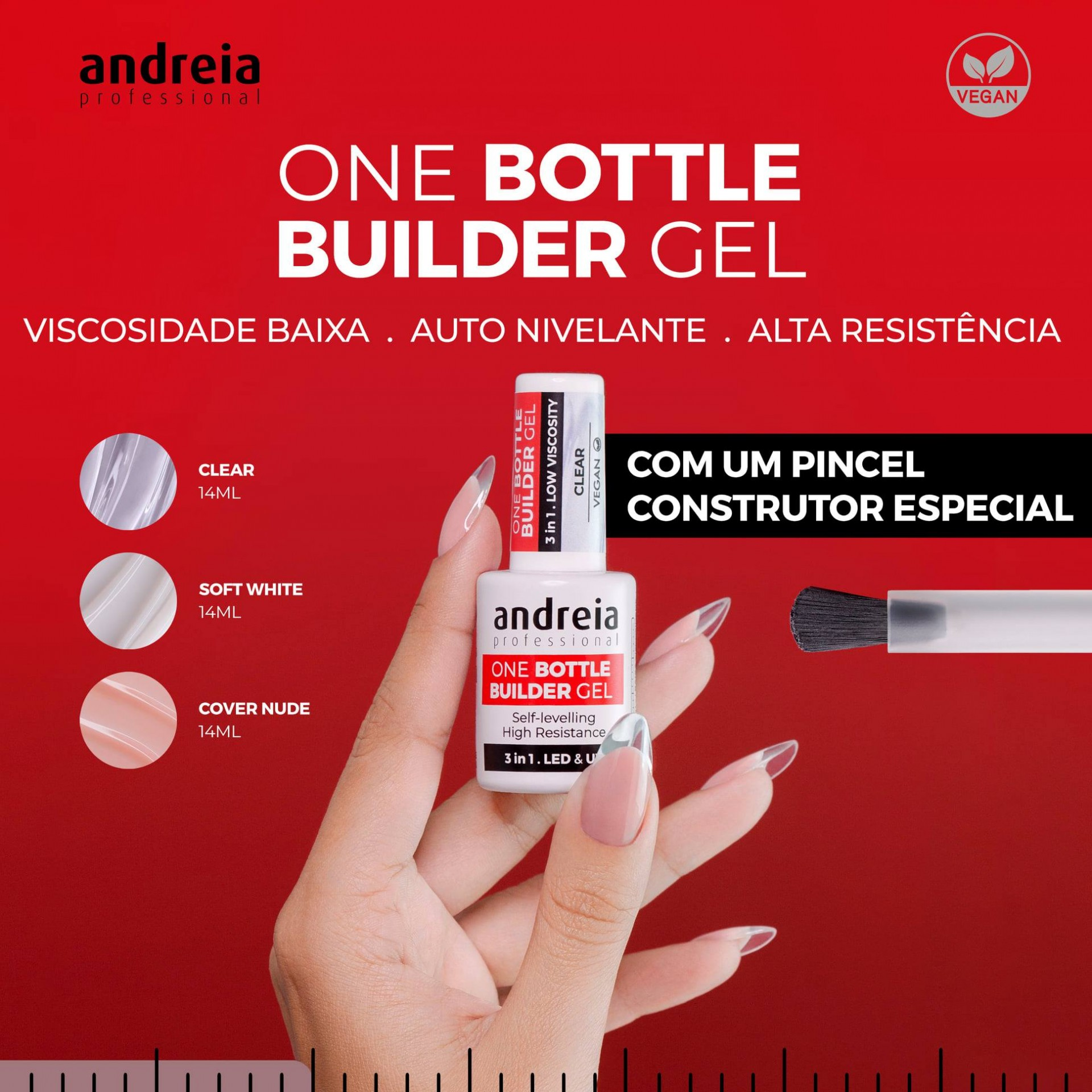 One Bottle Builder Gel Andreia
