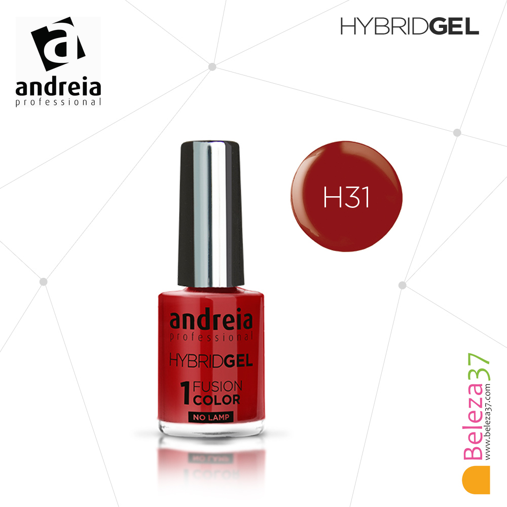 Hybrid Gel Andreia – Fusion Color H31