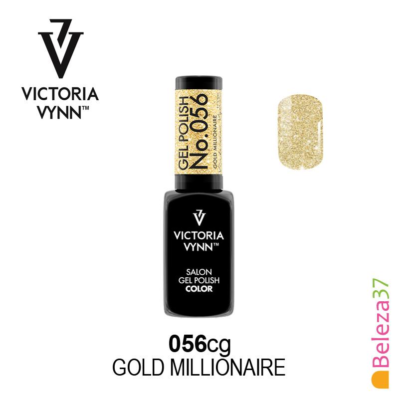 Victoria Vynn 056 – Gold Millionaire (Ouro Glitter)