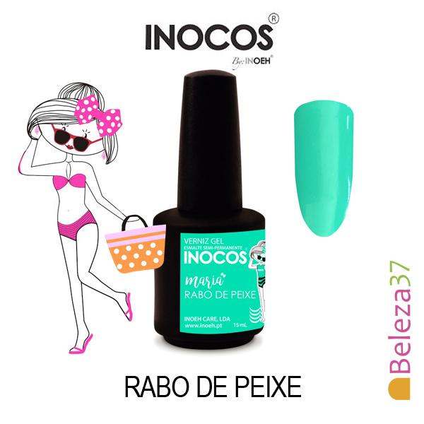 Verniz Gel Inocos 136 - Maria Rabo de Peixe