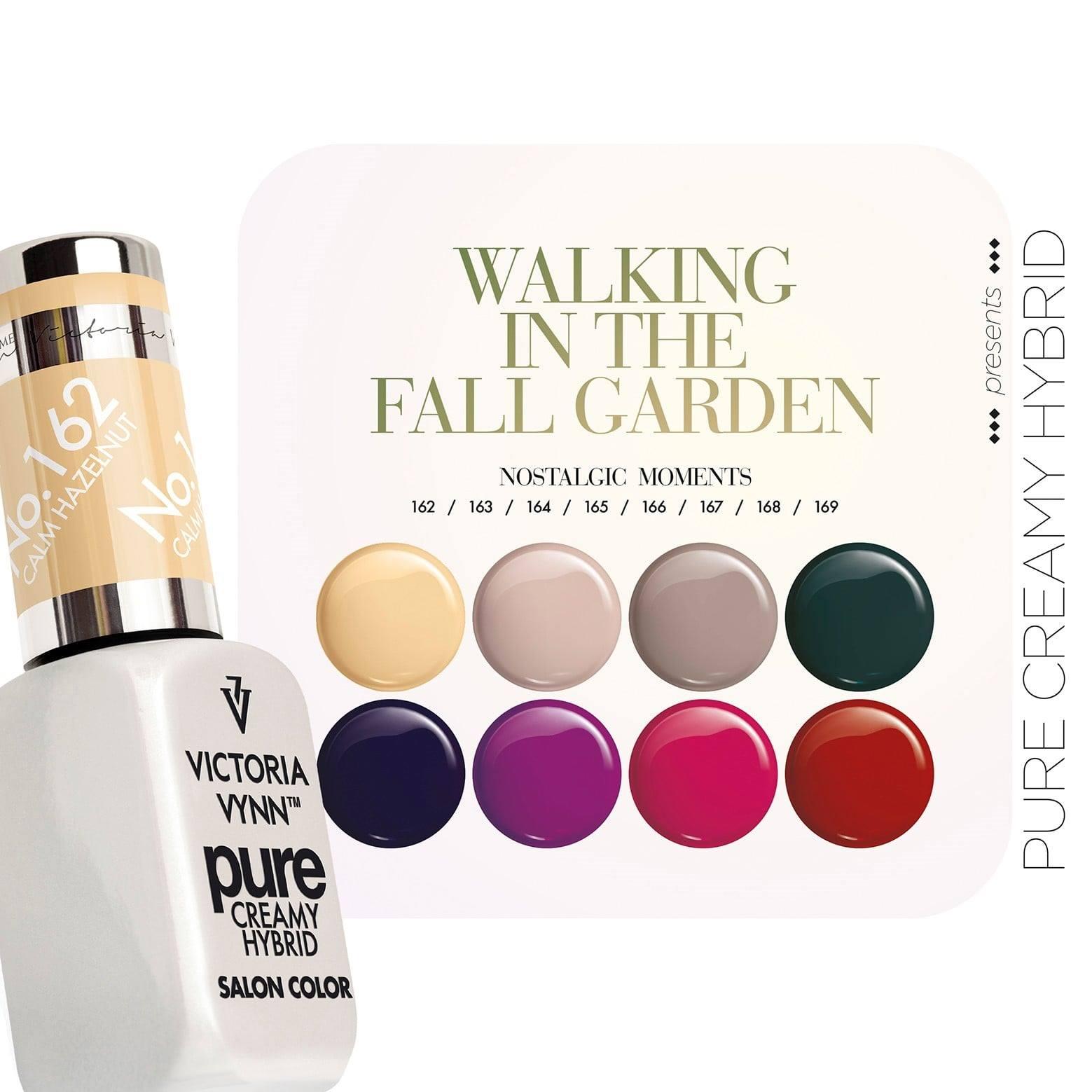 Verniz Gel Victoria Vynn - Coleção Pure Outono 2019 (Kit 8 Cores)