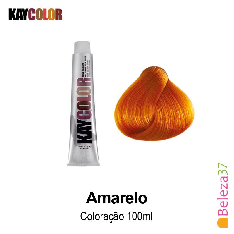 KayColor Coloração 100ml - Amarelo