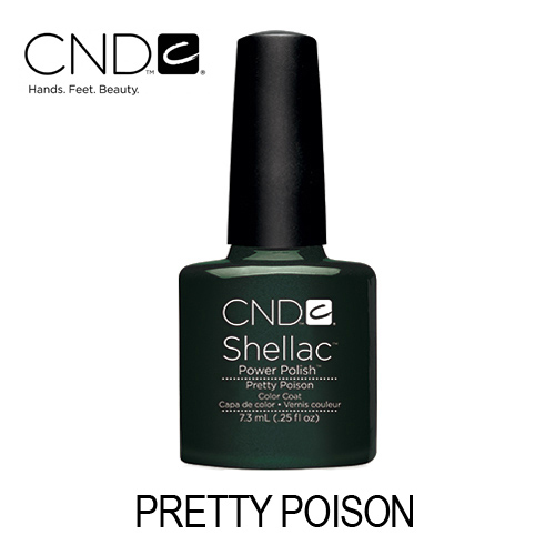 CND Shellac – Pretty Poison