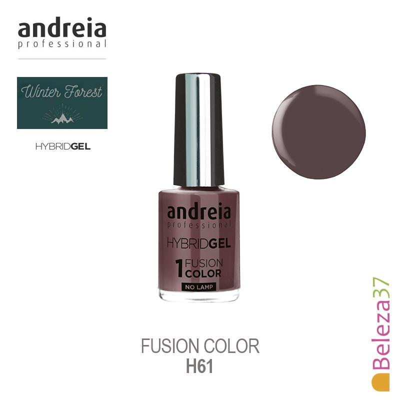 HYBRID GEL ANDREIA – Fusion Color - H61 (Rosa velho)