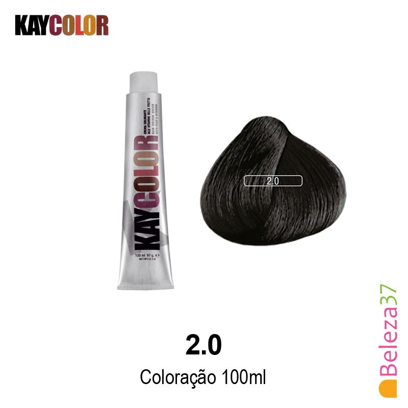 KayColor Coloração 100ml - Cor 2.0