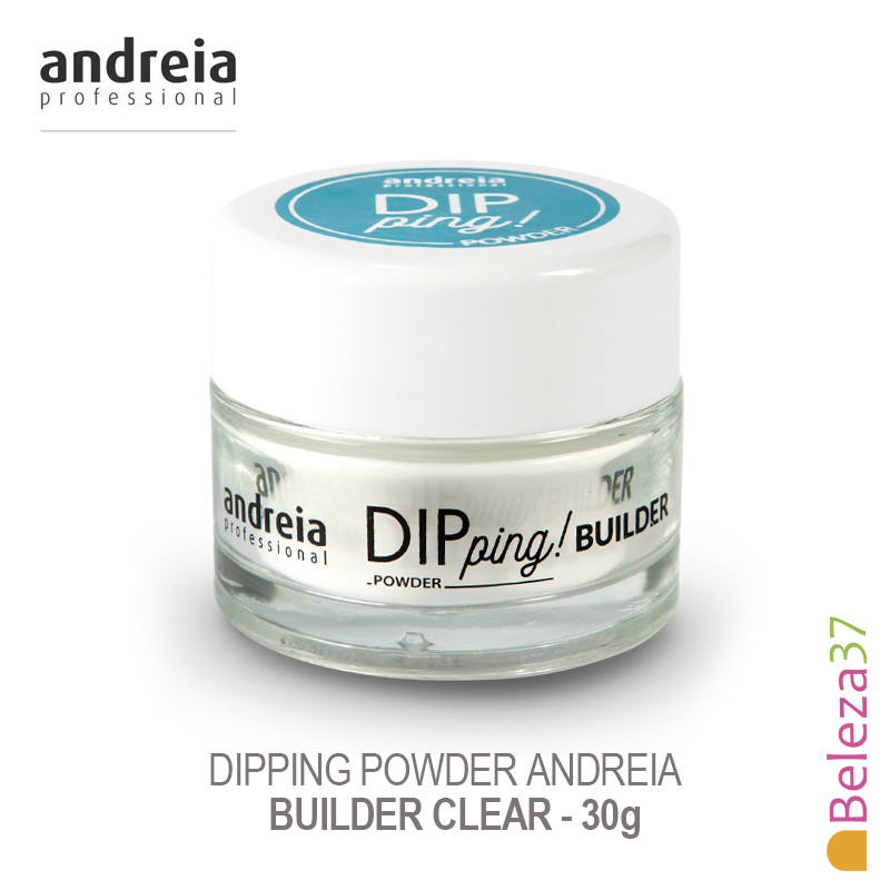 Dipping Powder Andreia - Builder Clear 30g