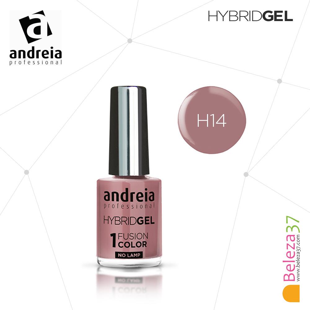 Hybrid Gel Andreia – Fusion Color H14