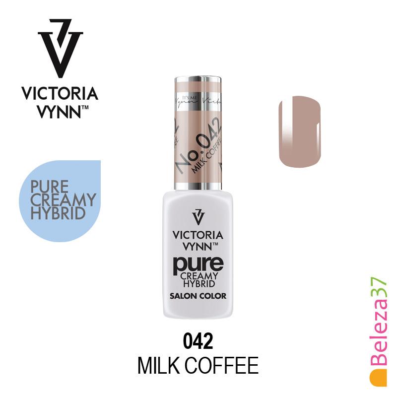 Victoria Vynn PURE 042 – Milk Coffee
