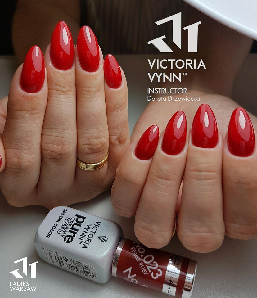 Victoria Vynn PURE 023 – Really Ruby