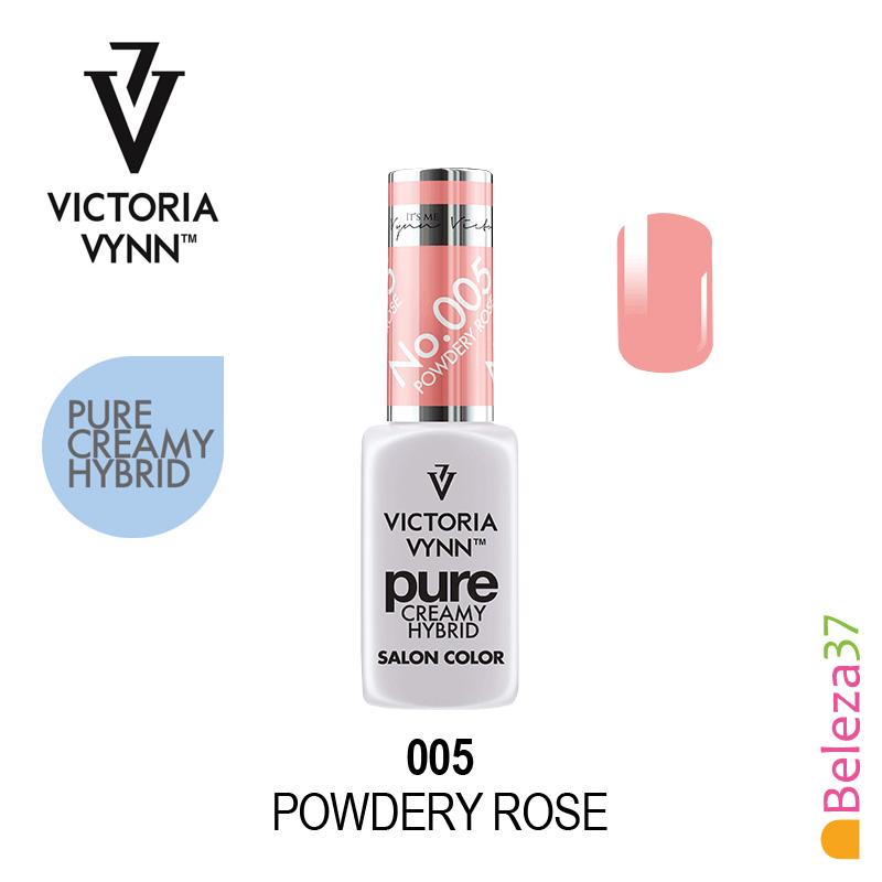 Victoria Vynn PURE 005 – Powdery Rose