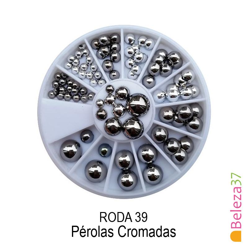 RODA 39 – Pérolas Cromadas