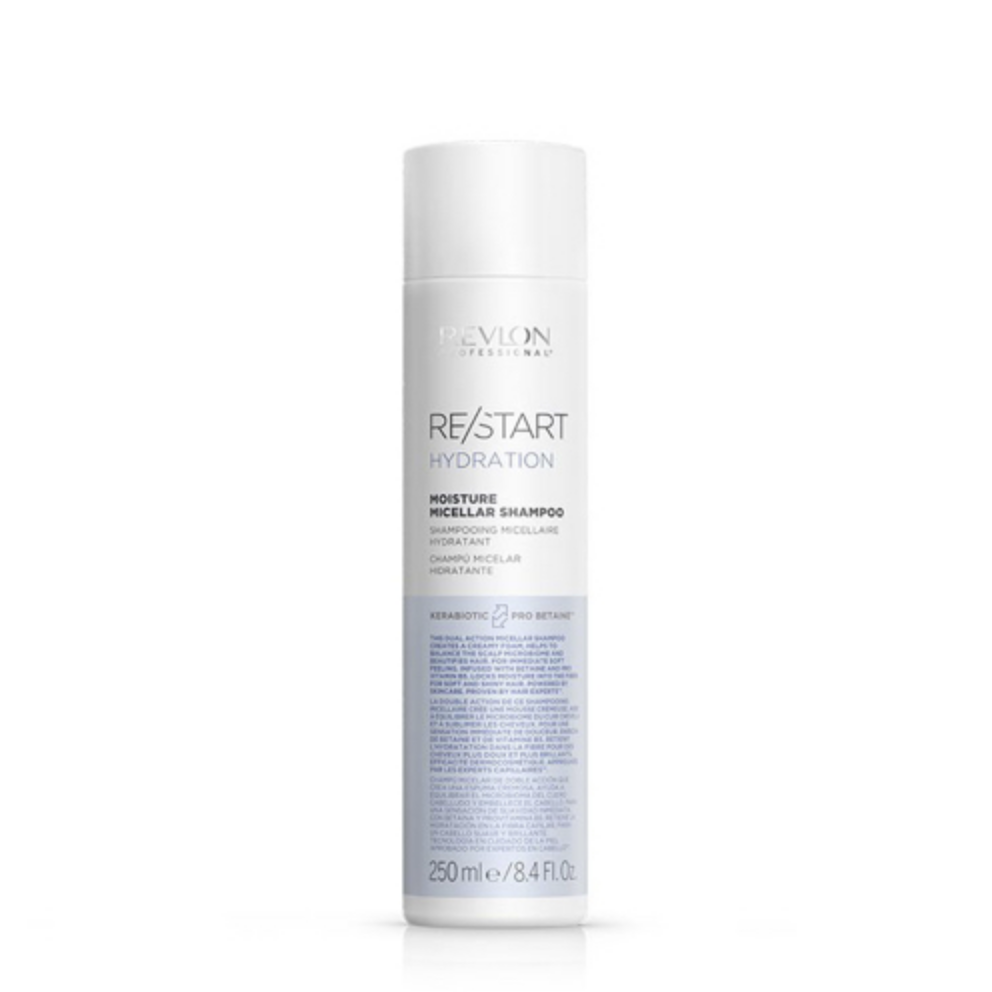 Revlon Restart Hydration Shampoo 250ml
