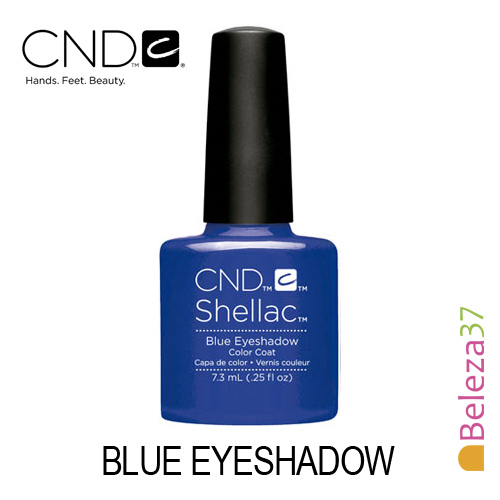 CND Shellac – Blue Eyeshadow