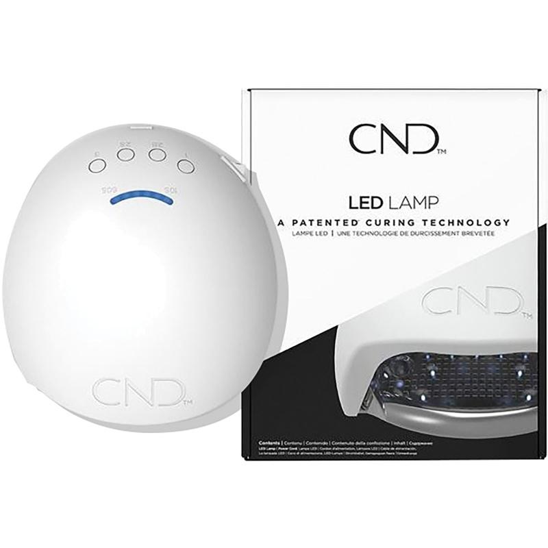 Catalisador Profissional de LED da CND - Modelo de 2019