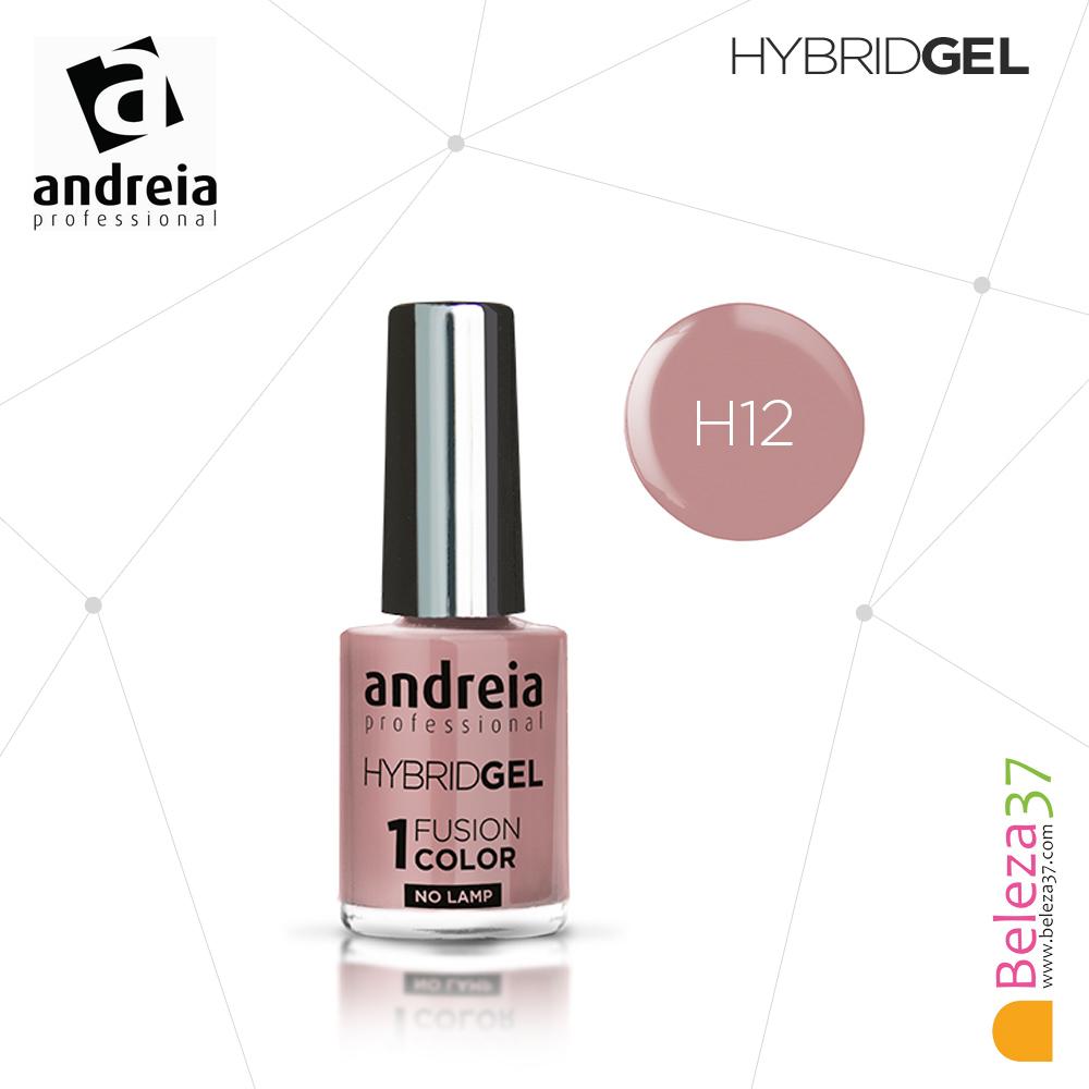 Hybrid Gel Andreia – Fusion Color H12