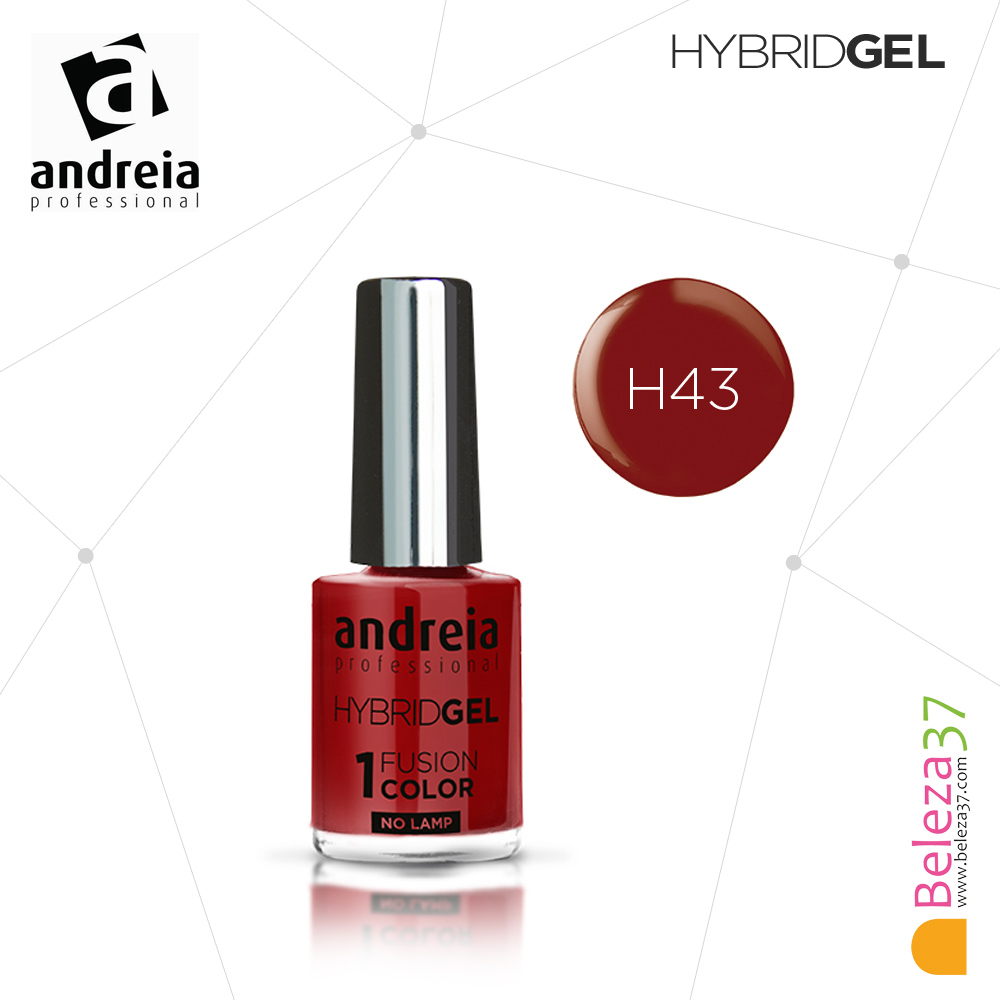 Hybrid Gel Andreia – Fusion Color H43