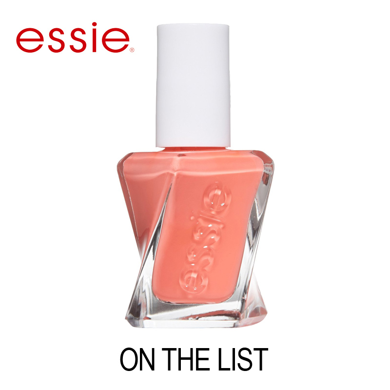 Essie Gel Couture 210 – On The List
