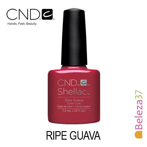CND Shellac – Ripe Guava