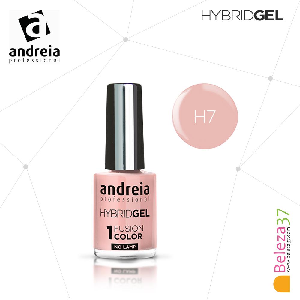 Hybrid Gel Andreia – Fusion Color H7