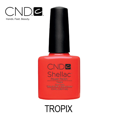 CND Shellac – 91952 Tropix (40505)