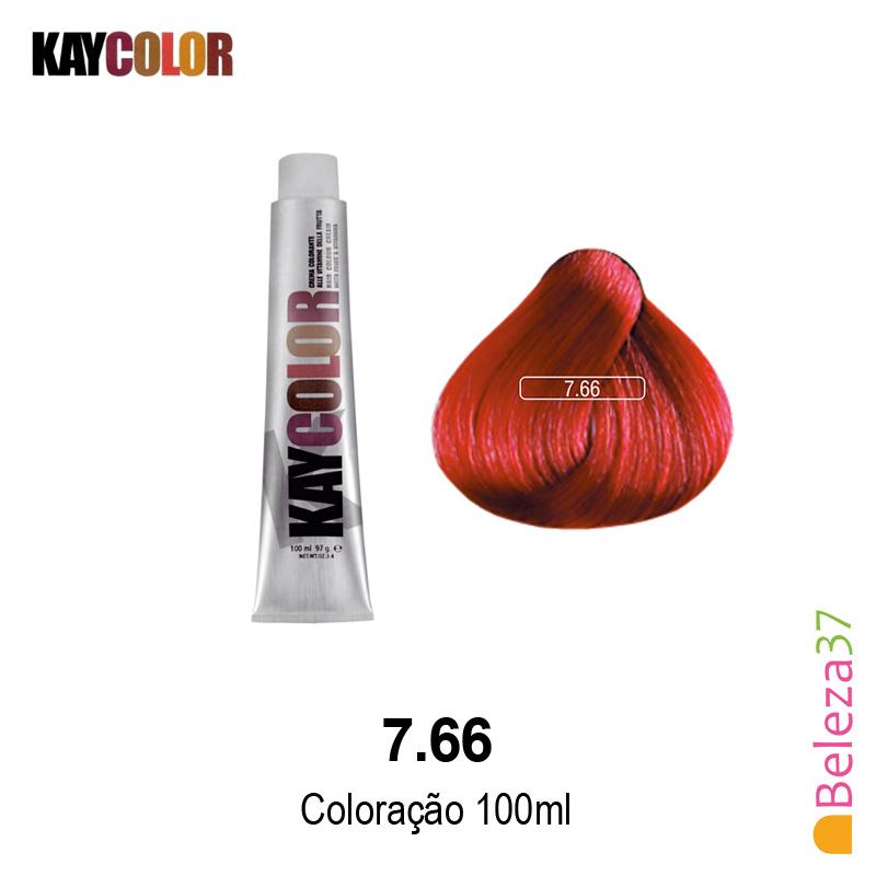 KayColor Coloração 100ml - Cor 7.66