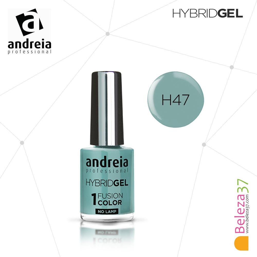 Hybrid Gel Andreia – Fusion Color H47