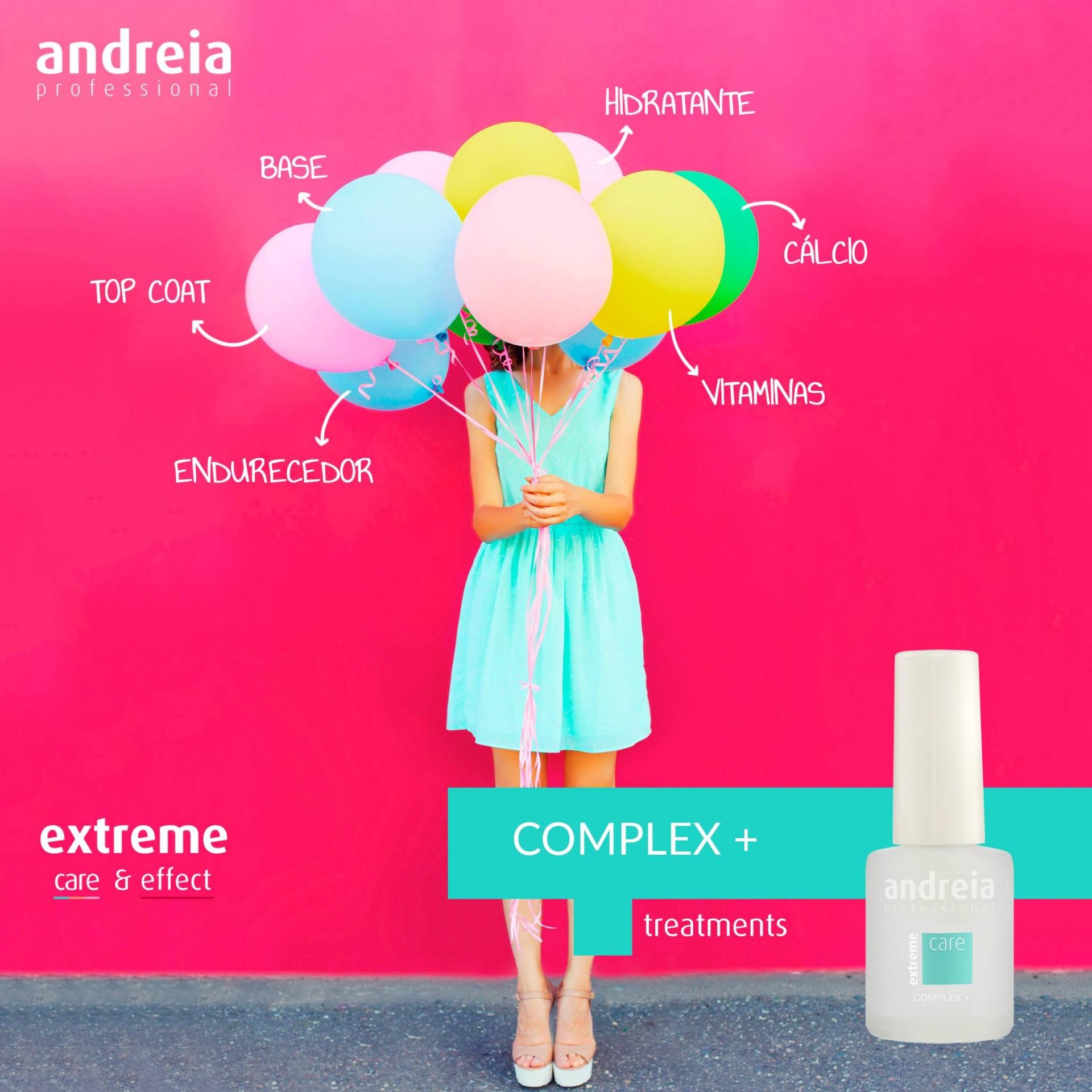 Andreia Extreme Care - Complex + (3 em 1)