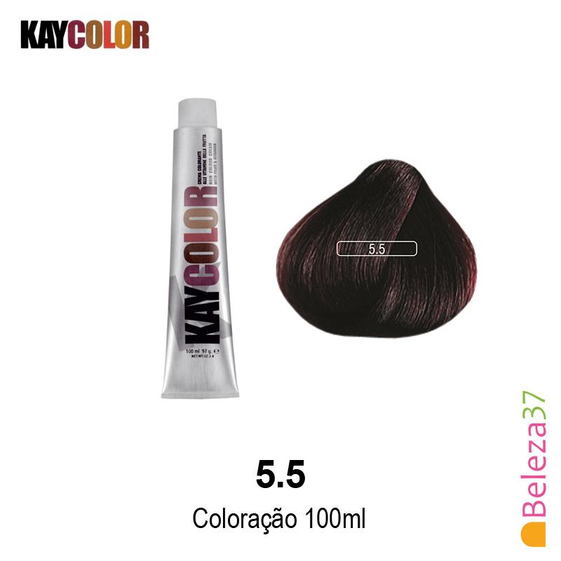 KayColor Coloração 100ml - Cor 5.5
