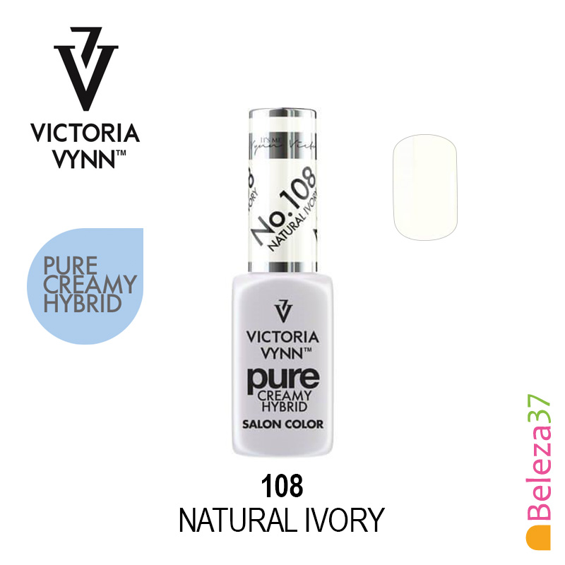 Victoria Vynn PURE 108 – Natural Ivory (Branco Leitoso)