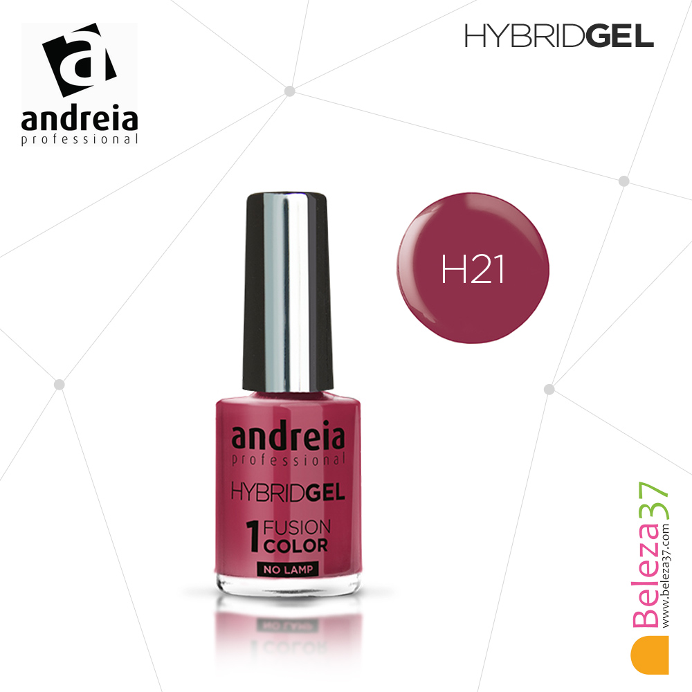 Hybrid Gel Andreia – Fusion Color H21