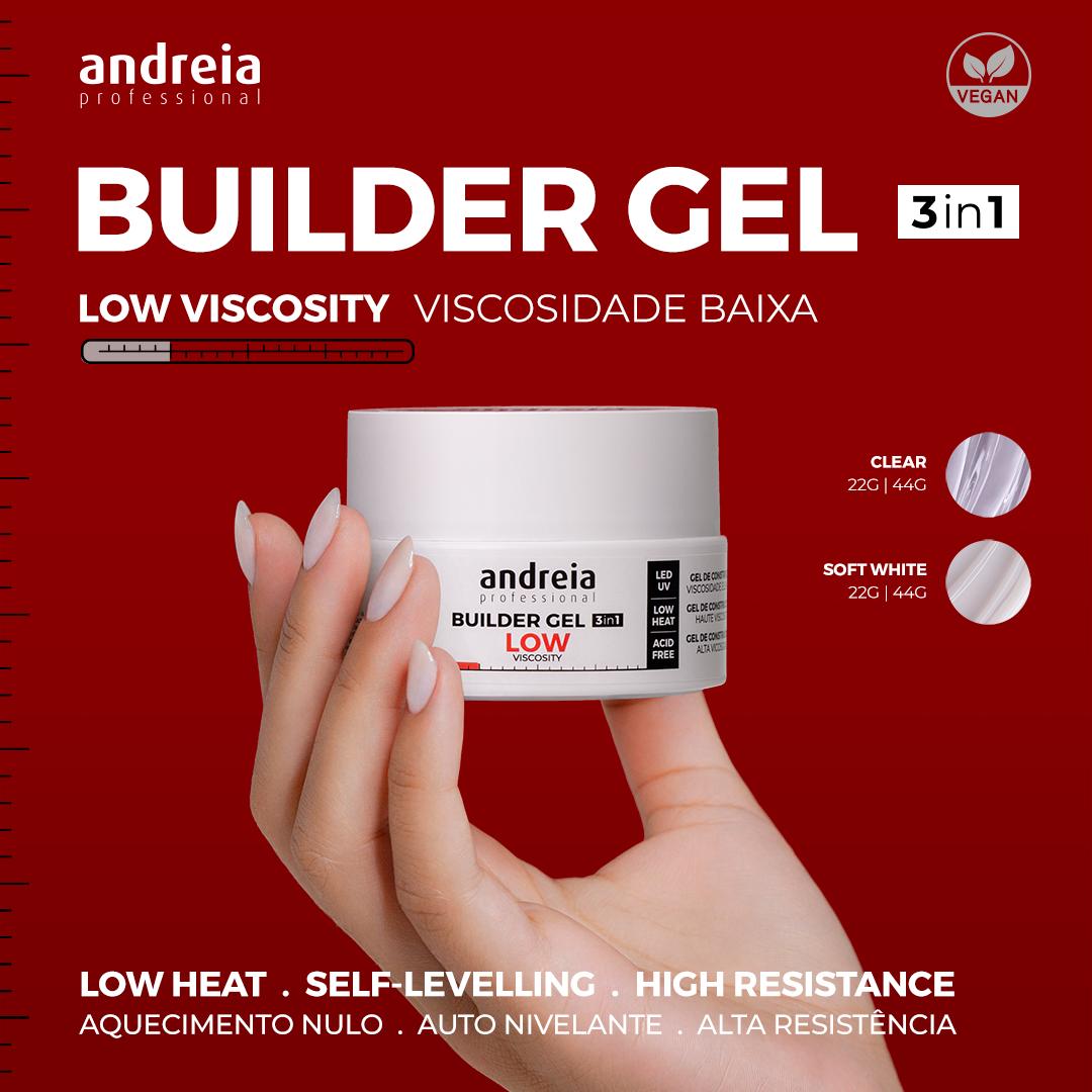 Builder Gel Andreia Low Viscosity