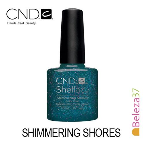 CND Shellac – Shimmering Shores