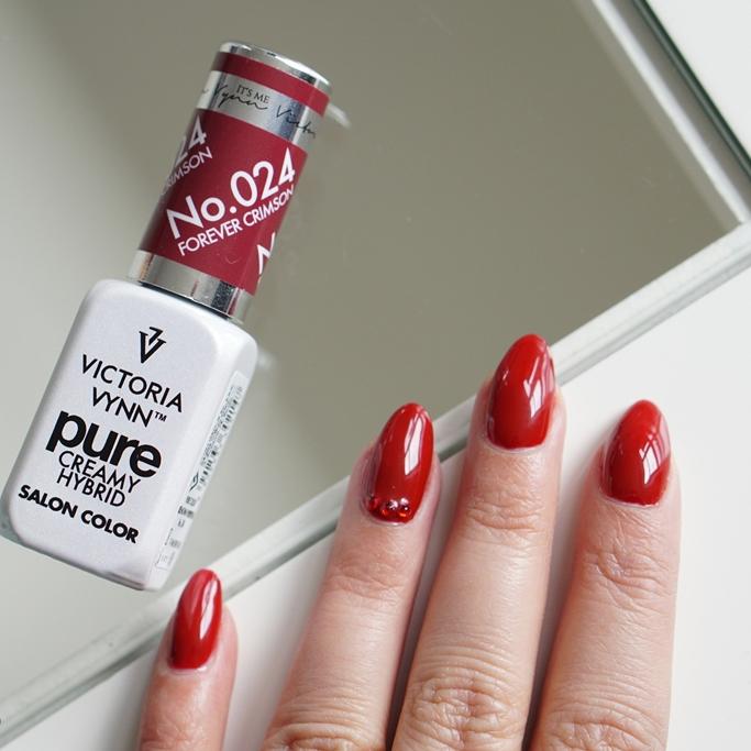 Victoria Vynn PURE 024 – Forever Crimson