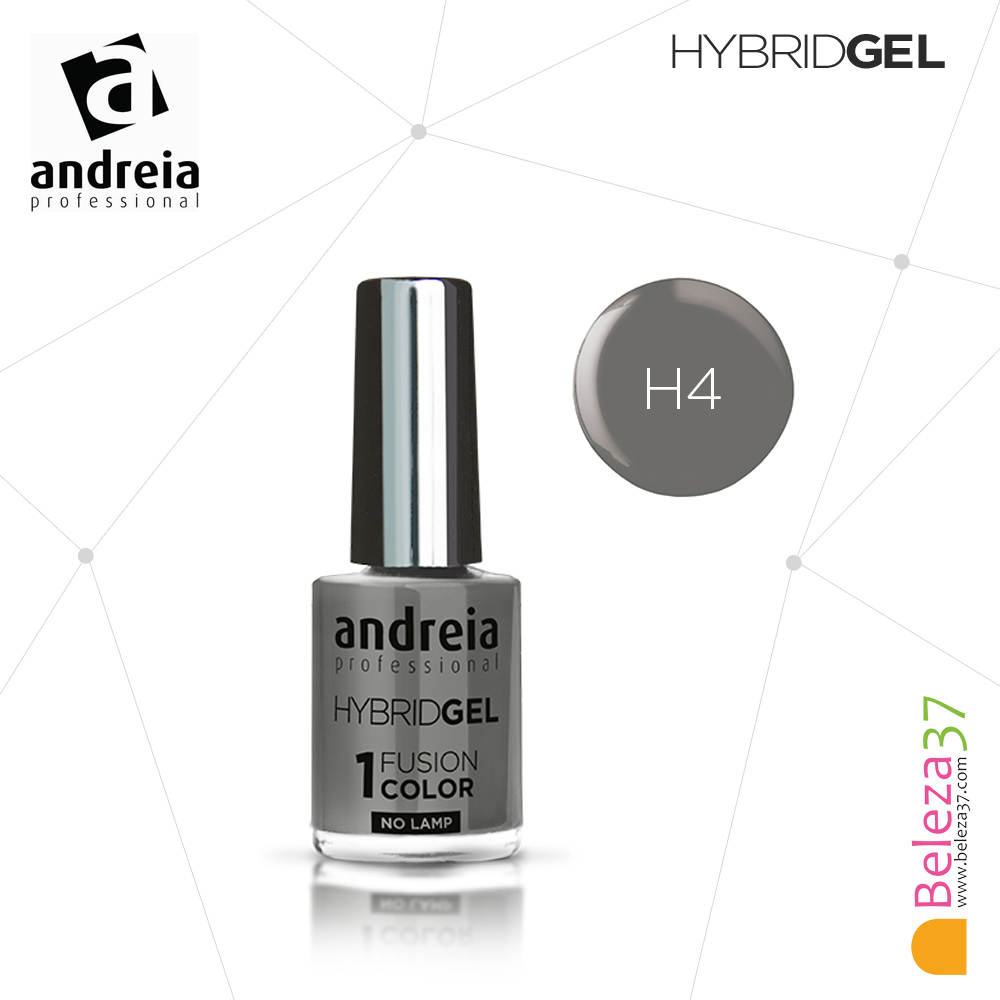 Hybrid Gel Andreia – Fusion Color H4