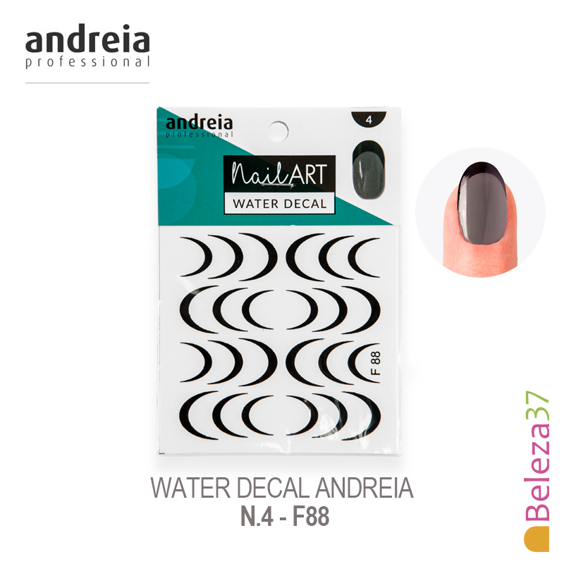 Water Decal Andreia - n.4 - F88