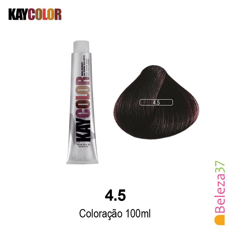 KayColor Coloração 100ml - Cor 4.5