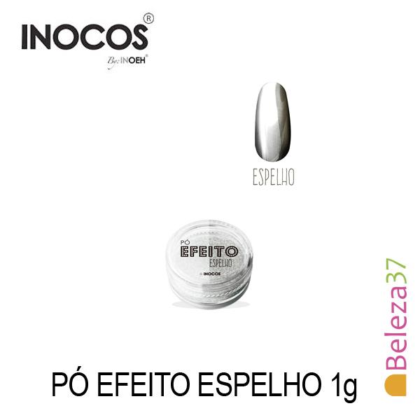 Inocos — Pó Efeito Espelho 1g