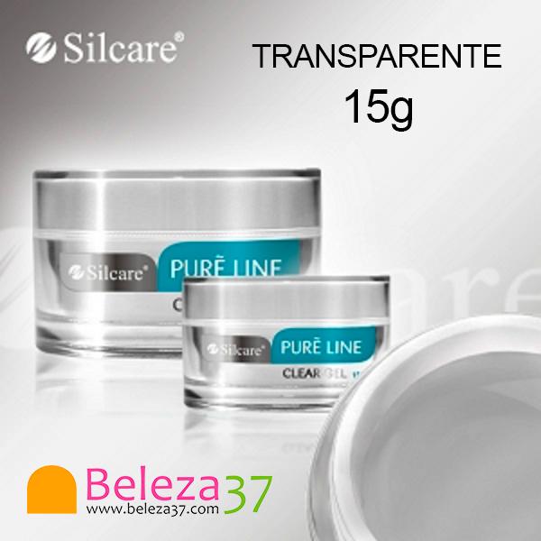 Gel de Construção Pure Line – Transparente 15g