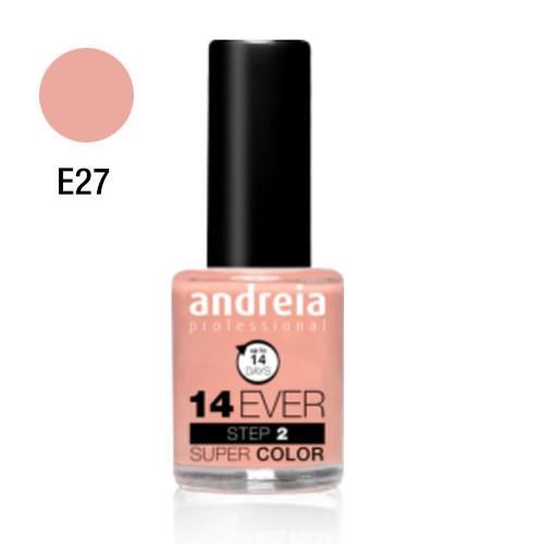 Verniz Andreia 14Ever - SUPER COLOR E27
