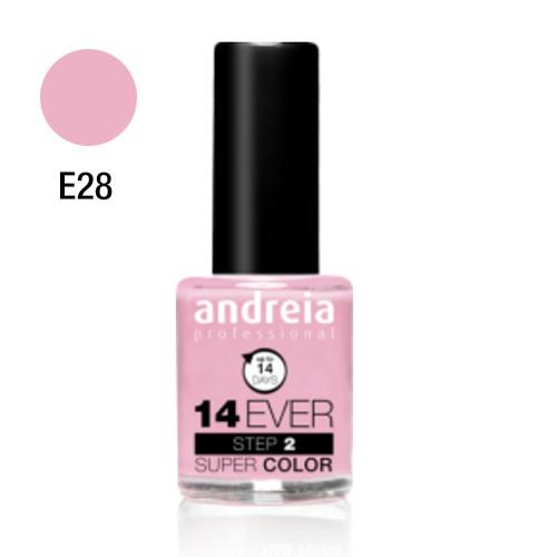 Verniz Andreia 14Ever - SUPER COLOR E28