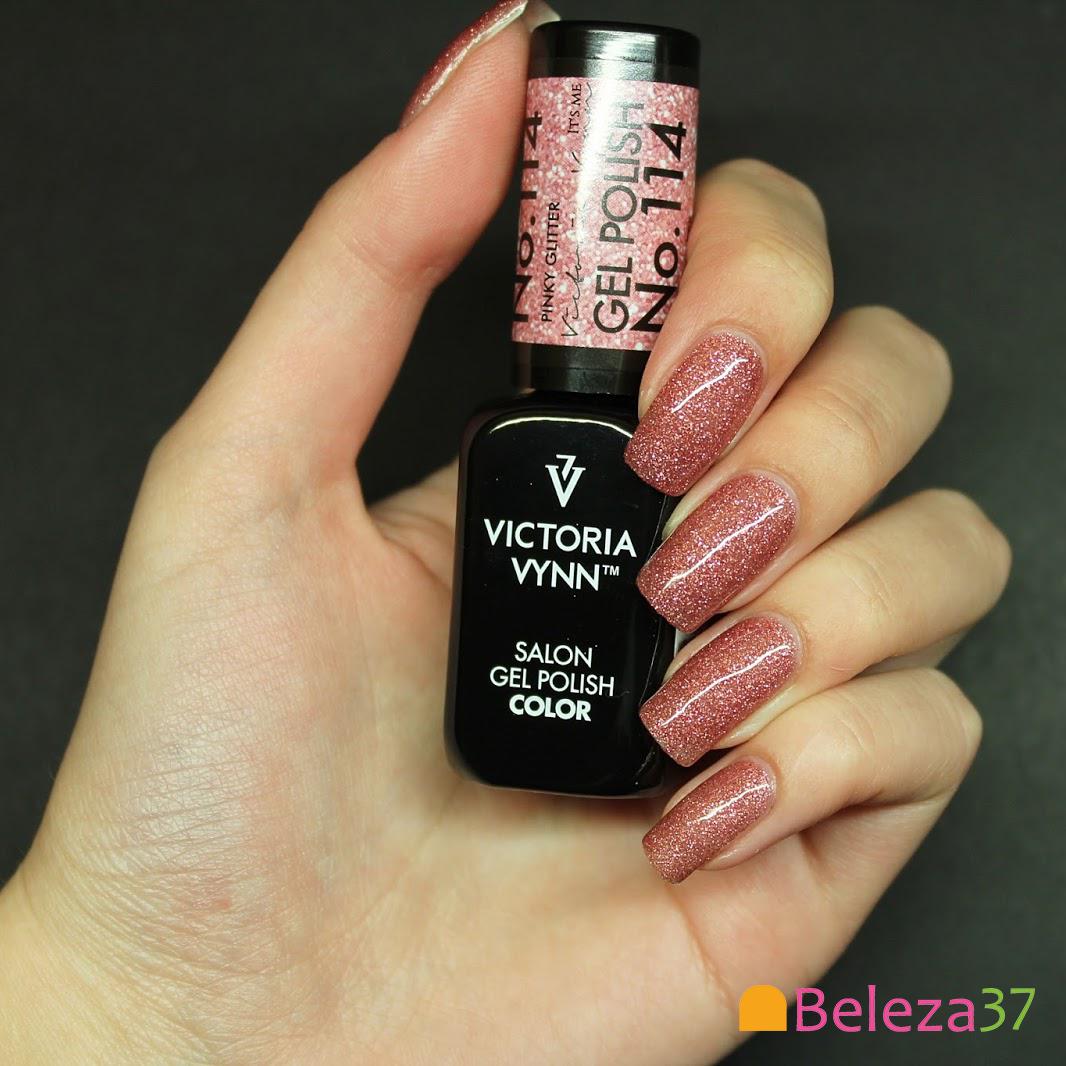 Victoria Vynn 114 – Pinky Glitter